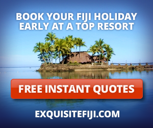 Free Instant Quotes on Fiji Resorts